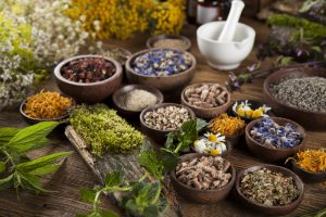 Heilkräuter- Nahrungsergänzung-Arthrose