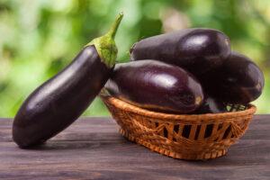 aubergine-nachtschattengewächs