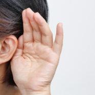 Frauen mit Osteoporose haben ein erhöhtes Risiko für Hörverlust